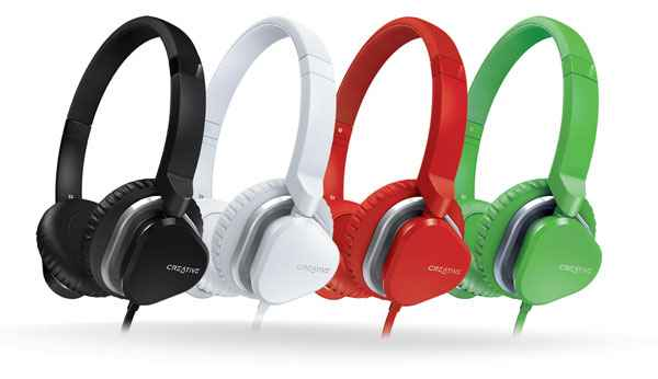 Creative Hitz Headphones Headsets