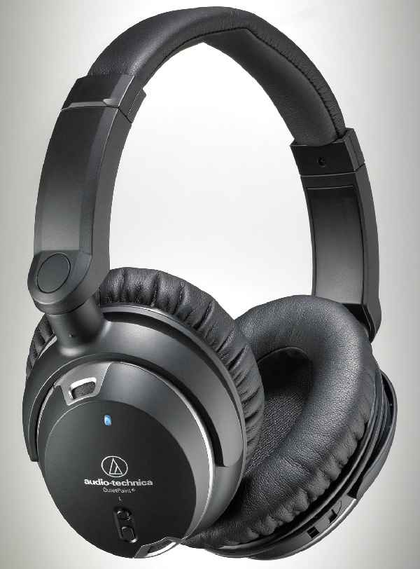 Audio-technica QuietPoint Headphones