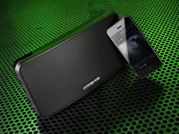 Cambridge Audio Minx Go Portable Bluetooth Speaker