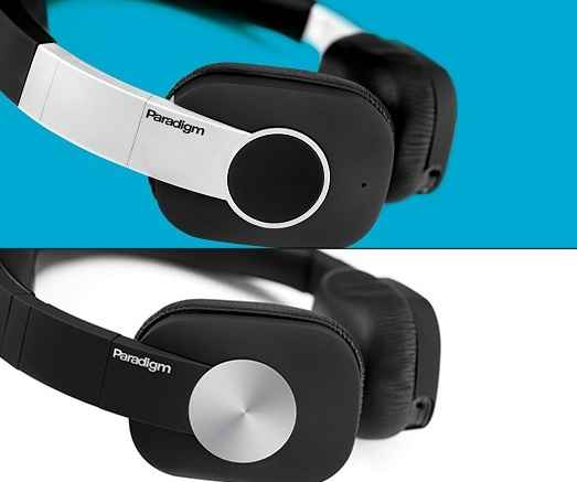 Paradigm H15NC and H15 On-Ear Headphones