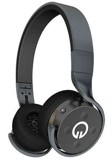 Muzik Socially Connected Smart Headphones 00