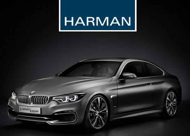 Harman and BMW