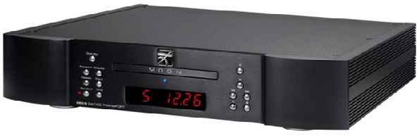 SimAudio Moon Neo 260D