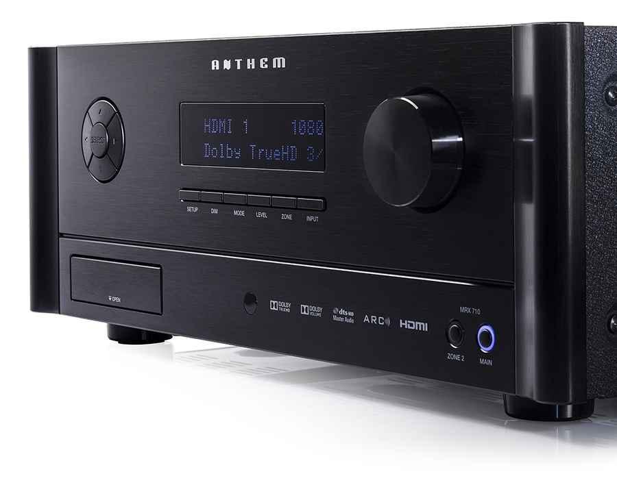 Anthem AV MR710 and 510 Shipping