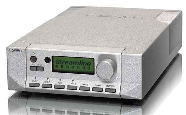 Cyrus Audio Streamer