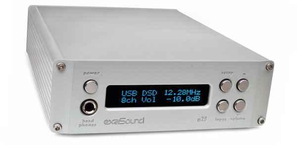 exaSound Audio Design e28 DAC