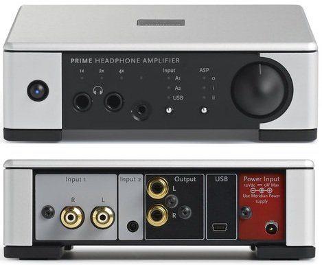 Meridian Headphone Amplifier