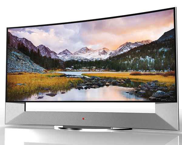 LG ELECTRONICS CANADA, INC. - LG to unveil world first
