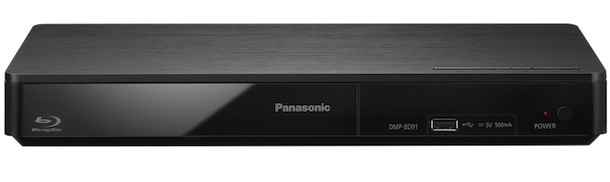 Panasonic BDP 2