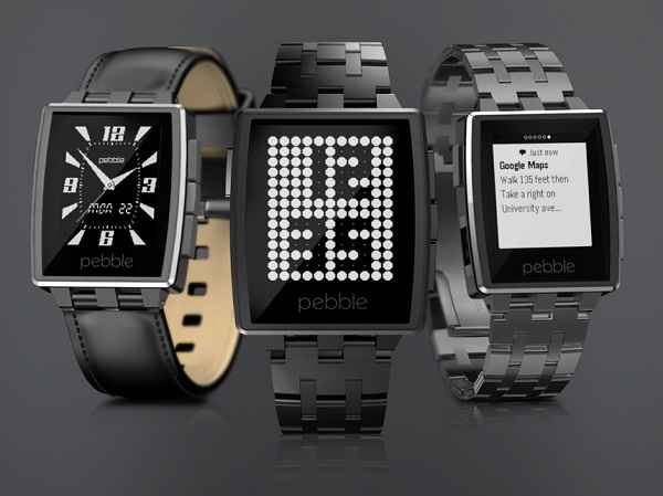 Top 5 Smart Watches Shown at CES 2014