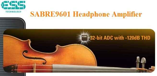 ESS Heaphone Amp