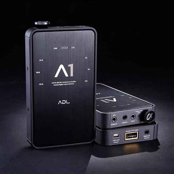 Alpha Design Labs A1 Headphone Amplifier