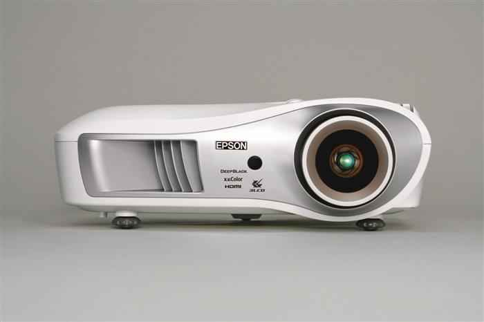 Epson PowerLite Home Cinema 1080 UB - Front (Custom)