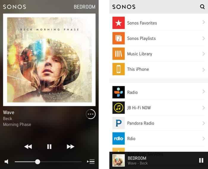 Sonos 2014 app CANADA HiFi