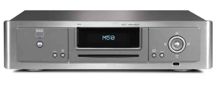 NAD M50 Digital Music Player With Spotify Connect – NOVO Audio and
