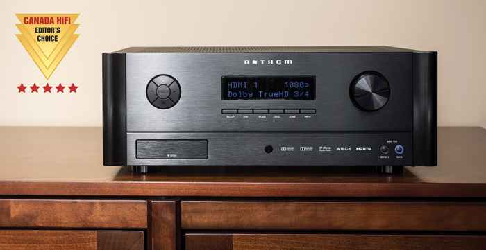 Anthem MRX 510 CANADA HiFi Review 01