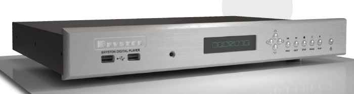 Bryston BDP-USB Digital Player