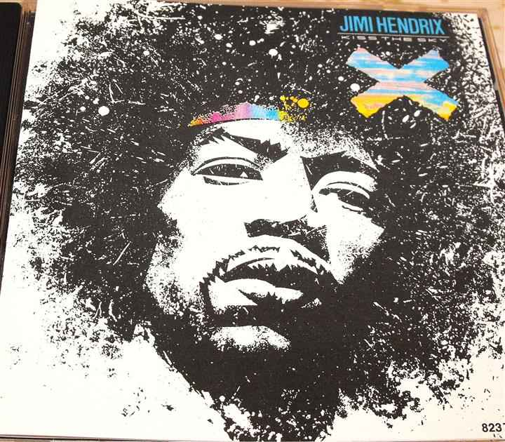 Pic#4- Jimi- Kiss the Sky (Custom)