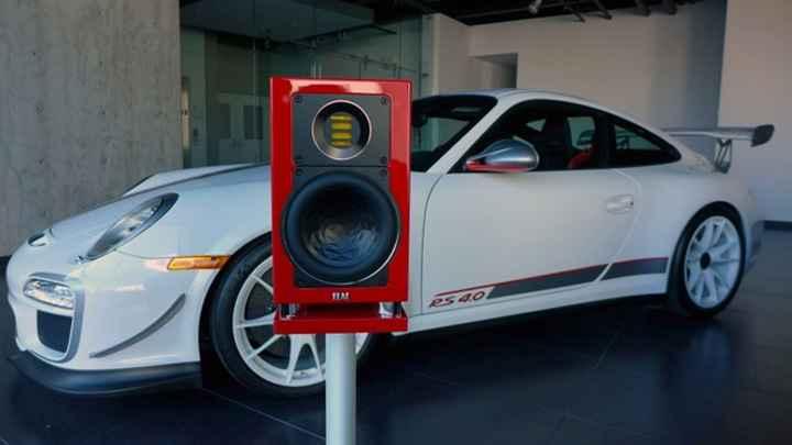 ELAC Porsche