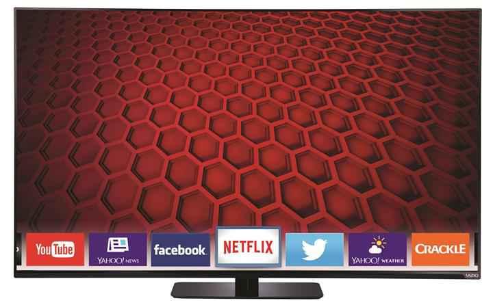 VIZIO E-Series E600i-B3 60-Inch 1080p LCD TV