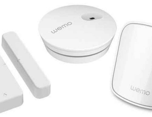 Belkin WeMo Expands Line of Home Automation Products With WeMo Door and Window Sensor, WeMo Keychain, WeMo Room Motion Sensor and WeMo Water Sensor (CES 2015)