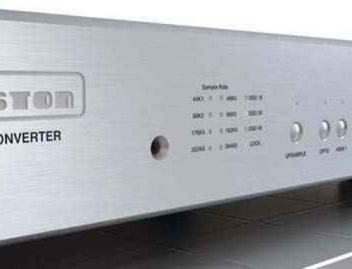 Bryston BDA-3 DAC Offers DSD Playback and HDMI Connectivity (CES 2015)