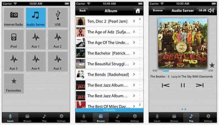 Cyrus Audio Cadence App