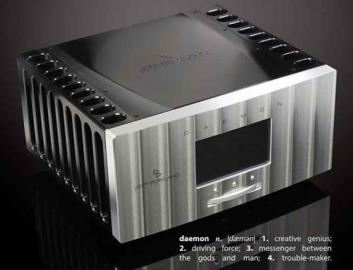Jeff Rowland Daemon 1500W Super Integrated Amplifier – Sneak Preview!