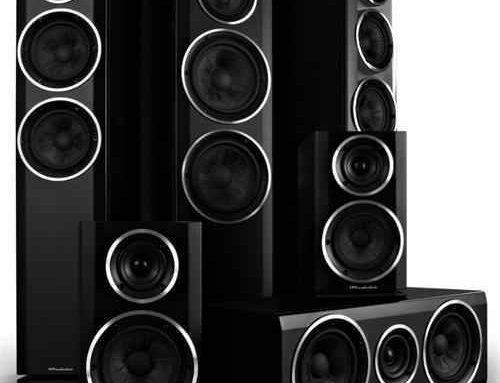 Wharfedale Diamond 200 Series Loudspeakers (CES 2015)