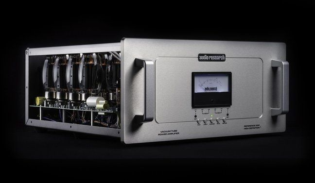 Audio Research SE Amplifiers