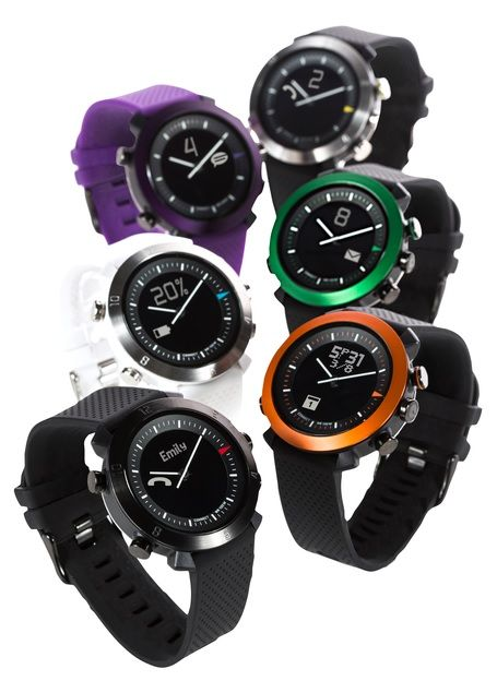 Cogito Classic and Pop Smartwatches