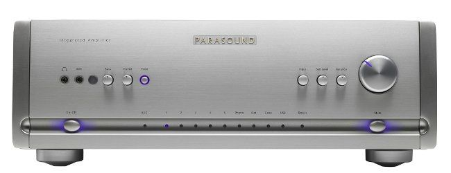 Parasound Integrated Amp