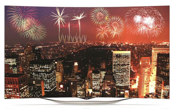 LG 55EC9300 55-Inch 1080p Curved Screen OLED HDTV (Custom)
