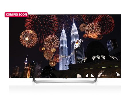 LG 77EG9900 OLED TV 4k