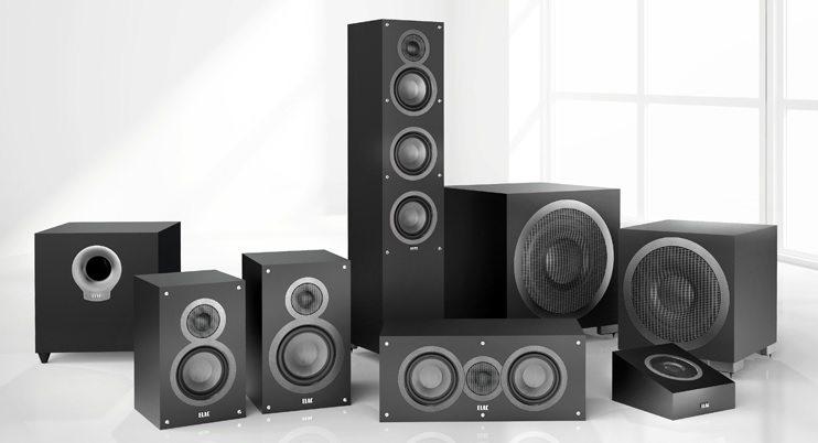 ELAC Debut TM Series