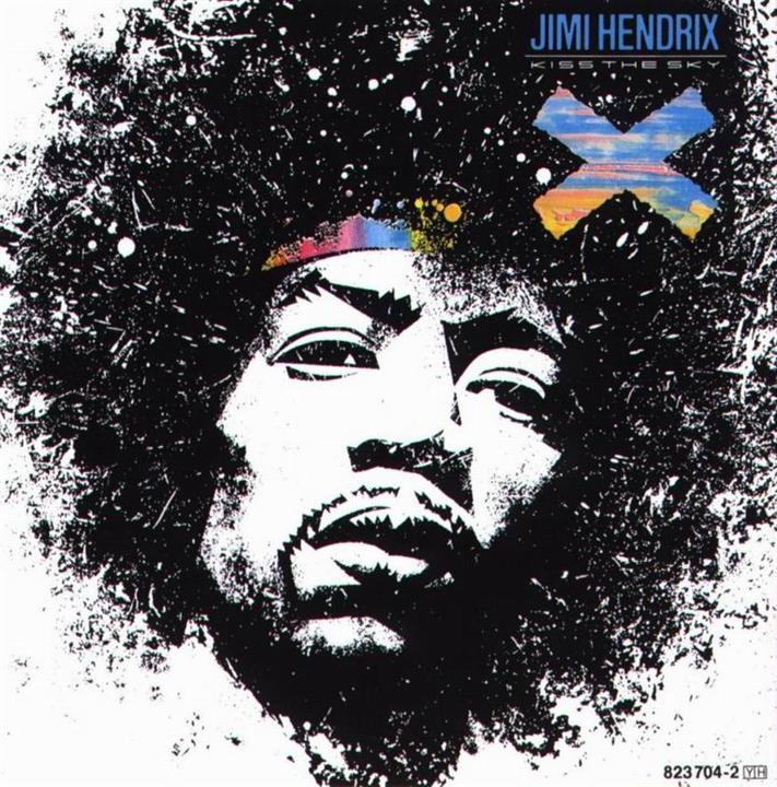 Jimi Hendrix Kiss_the_sky_cover (Custom)