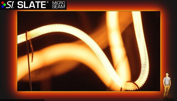 Screen Innovations - SI Slate - Micro Seam