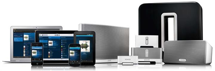 Sonos Products All (Custom)