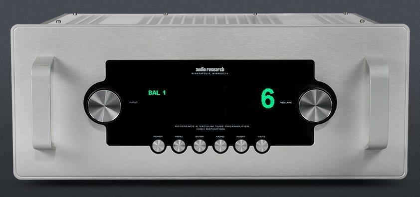 Audio Reseach - REF 6 Preamplifier