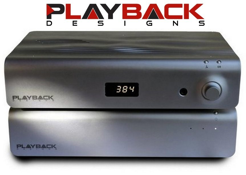 Playback Designs - Merlot DAC Syrah