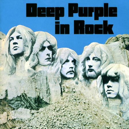 Deep Purple In Rock web