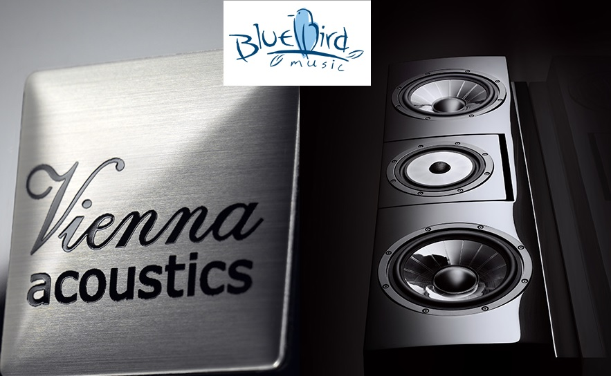 Vienna Acoustics and Bluebird Music