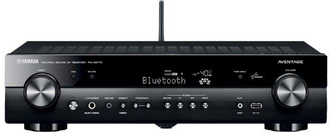 Yamaha AVENTAGE RX-AS710 AV Receiver