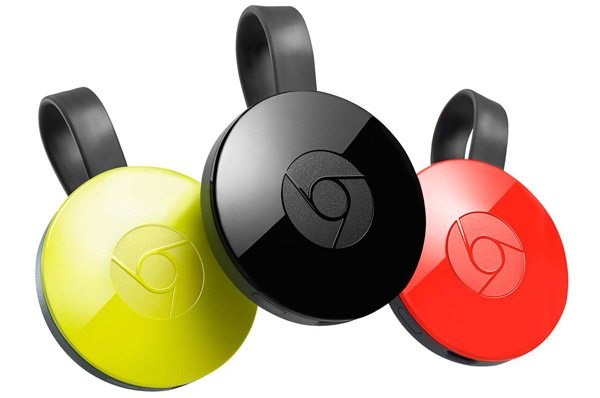 chromecast web