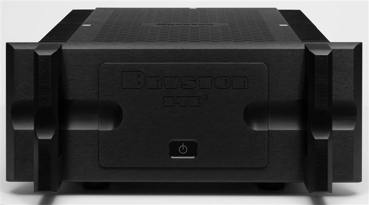 Bryston Cubed Series Amps CES 2016 - 04 (Custom)