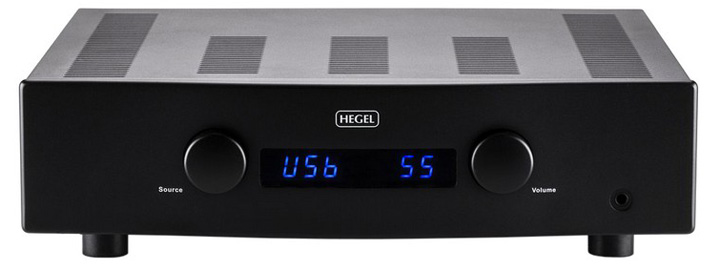 Hegel H160 Integrated Amplifier 02