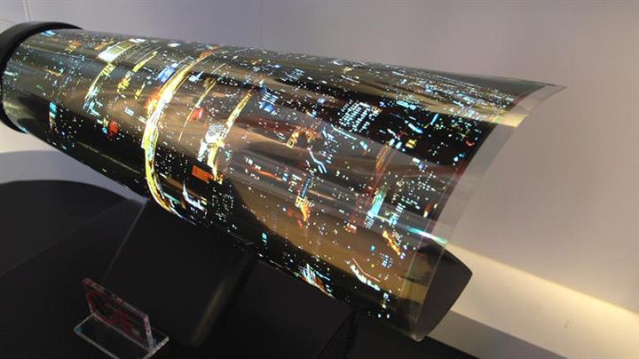 LG Rollable Display CES 2016 (Custom)