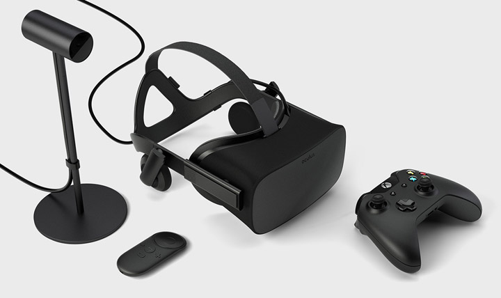 Oculus Rift VR Googles Price and Release Date Announced at CES 2016 04