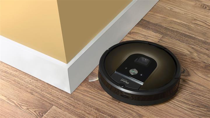 iRobot Roomba 980 (Custom)