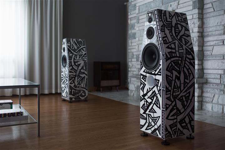 ArtVibes Audio DaVinci Loudspeaker Review (Custom)